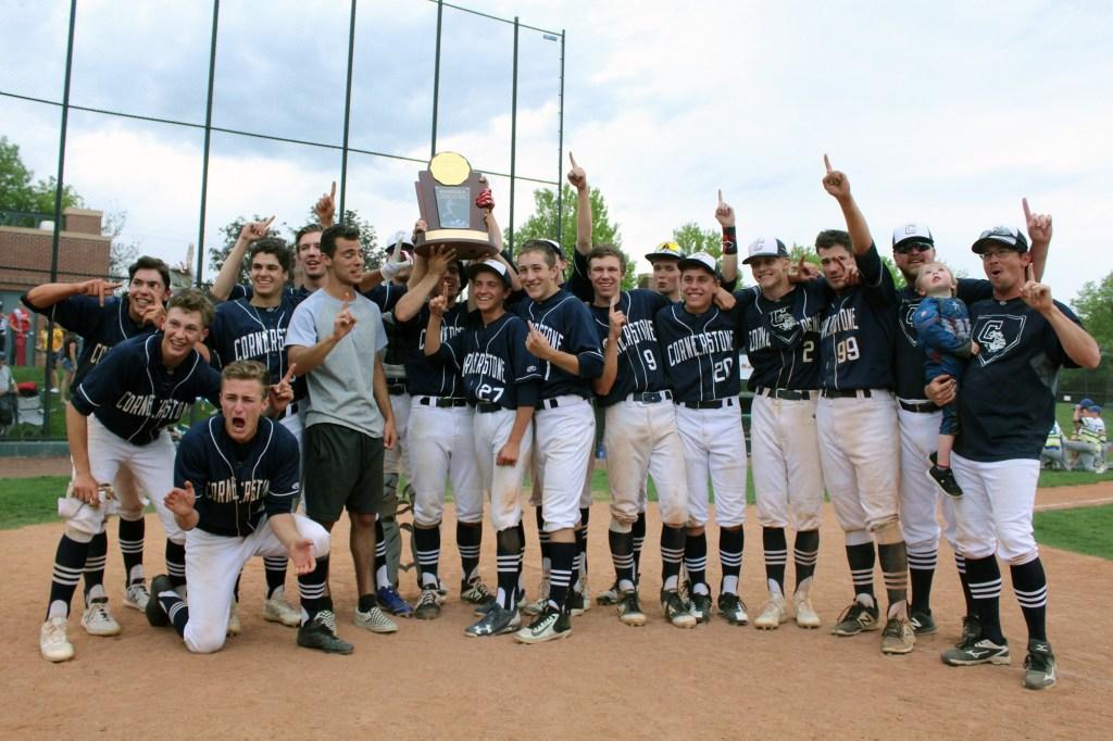 Nucla Cornerstone Christian Academy baseball