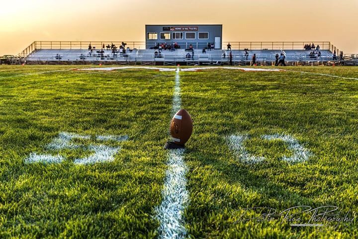 Football field pic